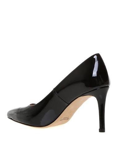 Beymen Studio Beymen Studio Kadın Rugan Topuklu Ayakkabı Siyah